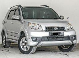 Toyota Rush S 2014 Silver