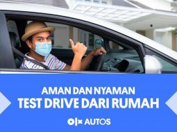 Mobil Toyota Rush 2020 TRD Sportivo dijual, DKI Jakarta