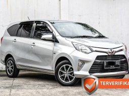 Toyota Calya G 2019 Silver