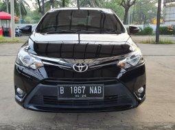 Toyota Vios 1.5 G AT 2015 Black On Beige Siap Pakai Pjk Pjg TDP 25Jt