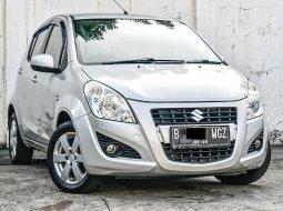 Suzuki Splash GL 2015 Silver