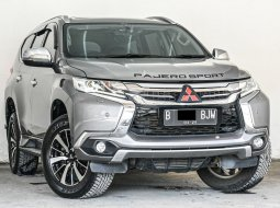 Mitsubishi Pajero Sport Dakar 2018