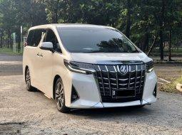 Toyota Alphard 2.5 G ATPM A/T 2020 Putih