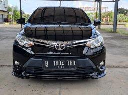Toyota Vios 1.5 G AT 2013 Black On Beige Mulus Terawat TDP 25Jt