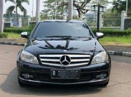 Mercedes-Benz C-Class C 200 K 2008 Hitam