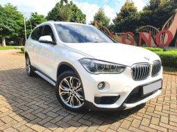 Banten, BMW X1 XLine 2017 kondisi terawat