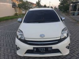 Jawa Timur, Toyota Agya G 2014 kondisi terawat