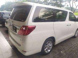 Jual Toyota Alphard G 2014 harga murah di DKI Jakarta