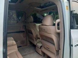 DKI Jakarta, Toyota Alphard G 2012 kondisi terawat