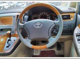 Jual cepat Toyota Alphard 2007 di DKI Jakarta
