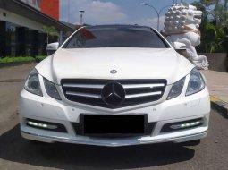 Jual mobil Mercedes-Benz E-Class E 200 2011 bekas, DKI Jakarta