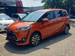 Jual mobil bekas murah Toyota Sienta Q 2016 di Banten
