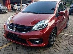 Jual mobil Honda Brio RS 2017 bekas, DKI Jakarta