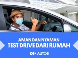 Jual cepat Datsun GO+ Panca 2015 di Jawa Barat