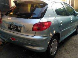 Peugeot 206 2003 Banten dijual dengan harga termurah