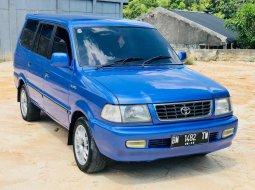 Mobil Toyota Kijang 2002 LGX dijual, Riau