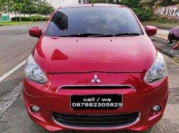 Jual Mitsubishi Mirage EXCEED 2014 harga murah di DKI Jakarta