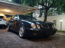Jual mobil Mercedes-Benz CLK 200 2000 bekas, DKI Jakarta