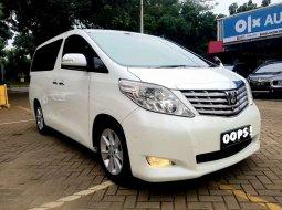 Mobil Toyota Alphard 2012 G dijual, DKI Jakarta