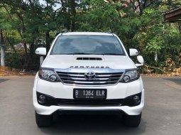 Toyota Fortuner G VNT TURBO 2013 Putih