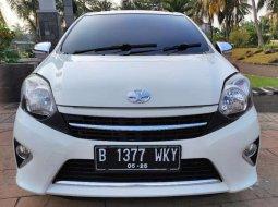 Mobil Toyota Agya 2015 G terbaik di Banten