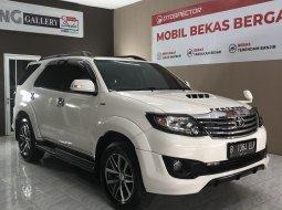 Toyota Fortuner G 4x4 VNT 2013 Putih