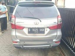 Toyota Avanza 2016 Banten dijual dengan harga termurah