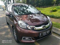 Jual Honda Mobilio E CVT 2014 harga murah di Banten