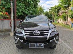 Mobil Toyota Fortuner 2017 VRZ dijual, Jawa Timur