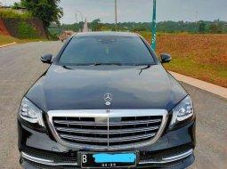 Jual mobil Mercedes-Benz S-Class 2018 bekas, DKI Jakarta