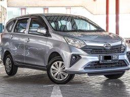 Daihatsu Sigra 1.2 X MT 2020 Silver