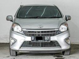 Toyota Agya G 2015 Silver