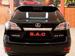 Jual Lexus RX 2011 harga murah di Jawa Timur
