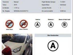 Jual mobil Toyota Calya E 2019 bekas, Jawa Barat