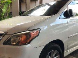 Jual cepat Toyota Kijang Innova V Luxury 2012 di Bali