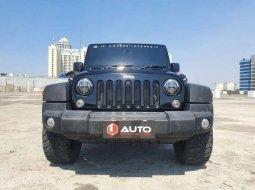 Jual cepat Jeep Wrangler Rubicon 2015 di DKI Jakarta