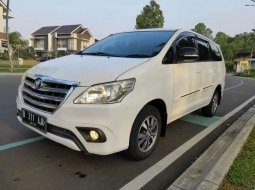 Mobil Toyota Kijang Innova 2015 2.5 G dijual, DKI Jakarta