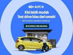 Mobil Toyota Agya 2020 G terbaik di DKI Jakarta