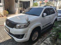 Jual Toyota Fortuner TRD 2012 harga murah di DKI Jakarta