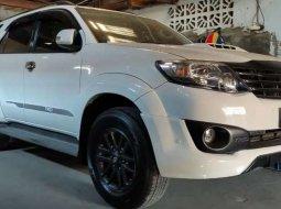 Jual cepat Toyota Fortuner 2015 di Jawa Tengah