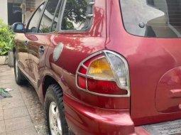 Jual Hyundai Santa Fe 2002 harga murah di DKI Jakarta