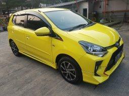 Toyota New Agya 1.2 G TRD Mt Facelift 2020 kuning