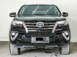Toyota Fortuner VRZ 2017 Hitam Siap Pakai Berkualitas