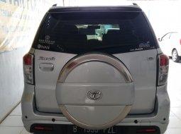 Toyota Rush S 2013 Silver