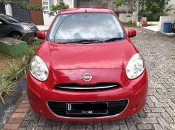 DKI Jakarta, Nissan March 1.2 Manual 2011 kondisi terawat