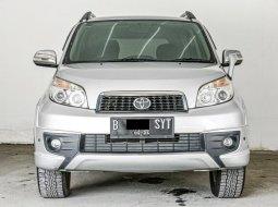Toyota Rush S TRD At 2014 Silver Dp Minim Siap Pakai Murah