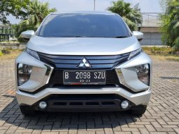 Mitsubishi Xpander 1.5 Exceed AT 2018 Wrn Silver Rapi Siap Pakai TDP 30Jt