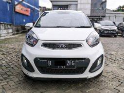 Kia Picanto SE At 2012 Putih Murah Dp Minim Bergaransi Siap Pakai