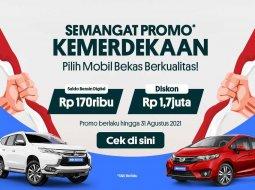 Jual mobil bekas murah Mitsubishi Mirage EXCEED 2016 di Banten