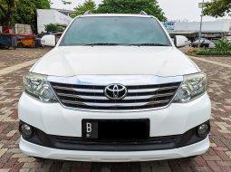 Toyota Fortuner G Diesel 2012 Manual